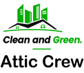 clean and green attic services