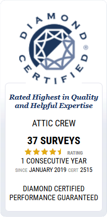 attic crew diamond certified business