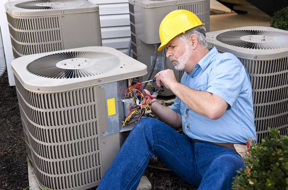 hvac air conditioning installation and maintenance