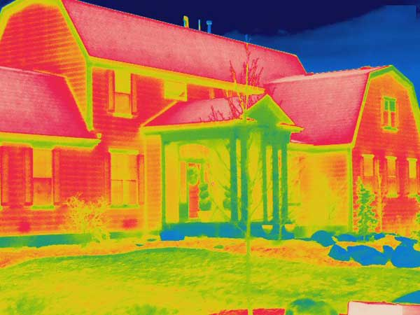 thermal image inspection