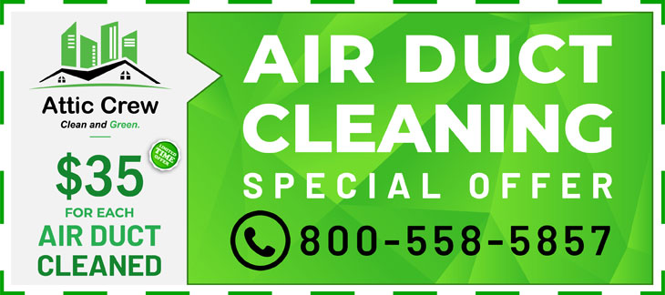 air duct cleaning special offer $35